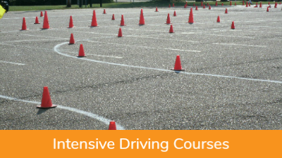intensive driving course horsham